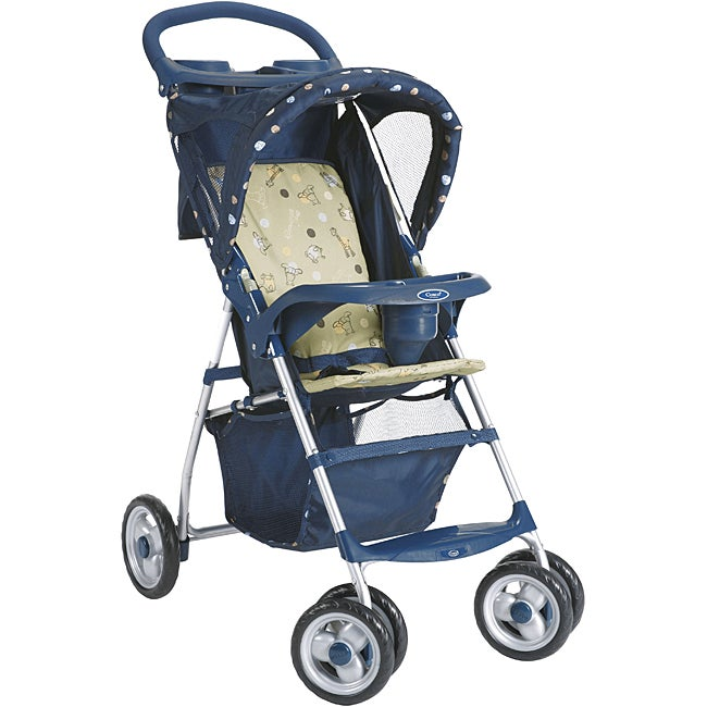 Shop Cosco Comfort Ride Plus Stroller Free Shipping