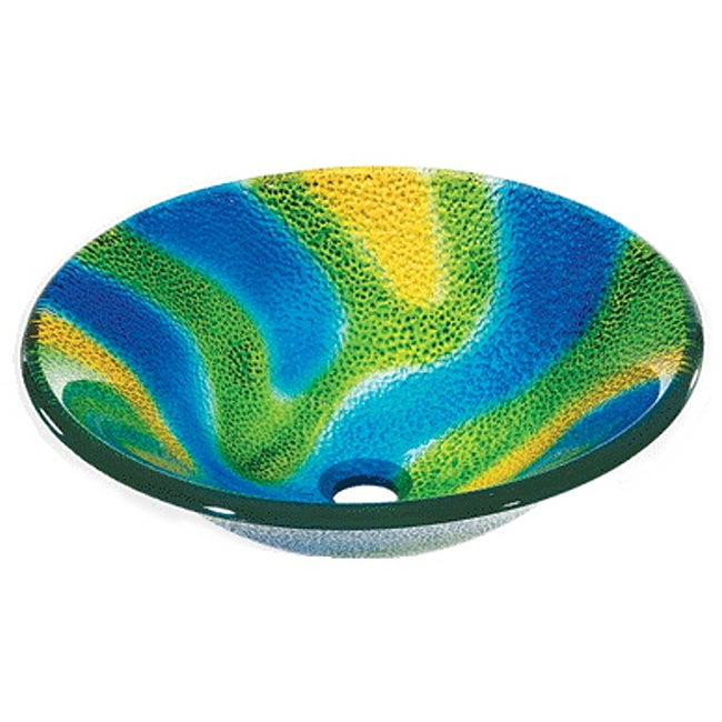 Forgee Mixology Glass Vessel Sink