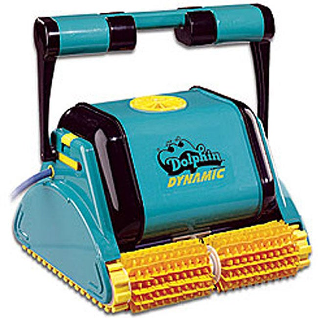 Shop Dolphin Dynamic Robotic In Ground Pool Cleaner Free