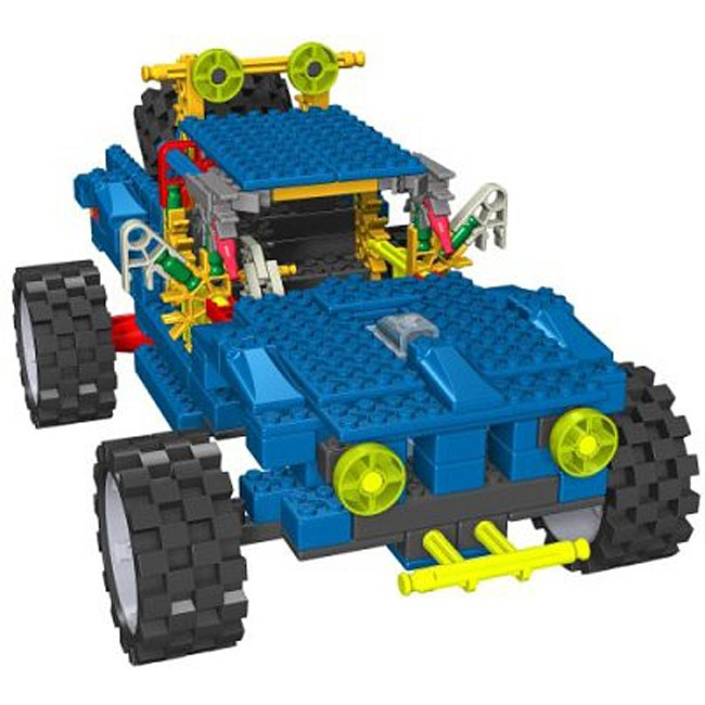 K'nex Model Pickup Truck Toy Set