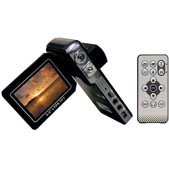 shop vupoint dv da1 vp 5 mp multifunction digital video camera rh overstock com