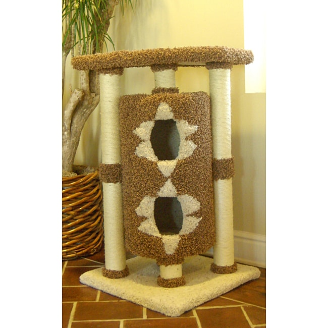 Majestic Pet Products Kitty Cat 45-inch Tower Furniture