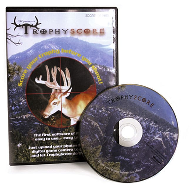 Trophy Score Boone and Crockett Software