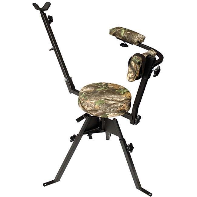 Mobile Hunter 360-degree Adjustable Hunting Chair