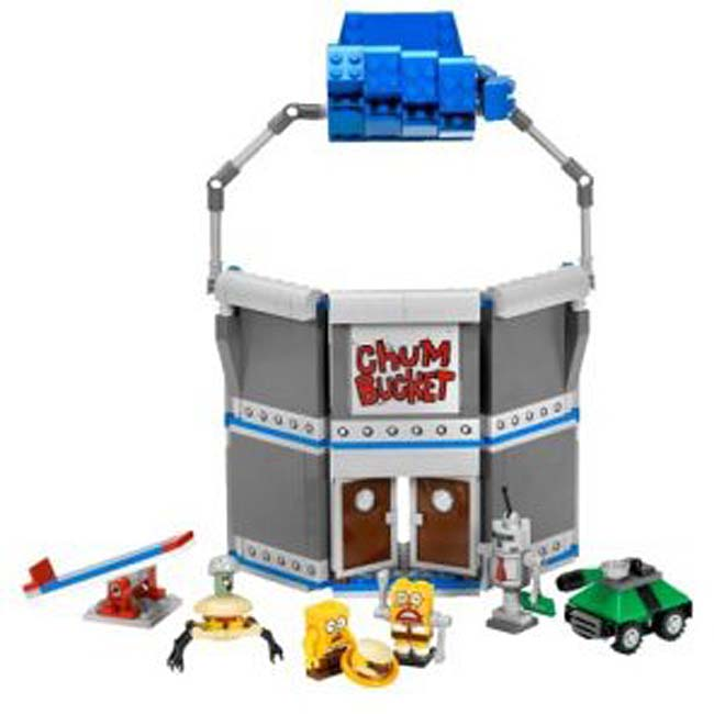 Lego SpongeBob Squarepants Chum Bucket