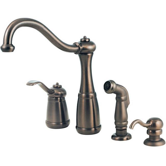 pfister marielle kitchen faucet 26 4nzz bronze free
