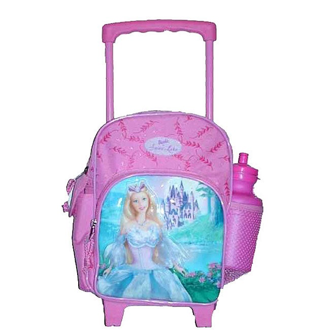 Barbie Swan Lake Small Rolling Backpack - Free Shipping On Orders ...