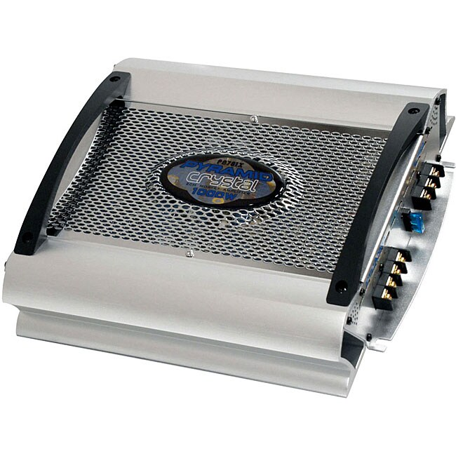 Pyramid PB781X 1000-watt 2-channel Bridgeable Mosfet Amplifier