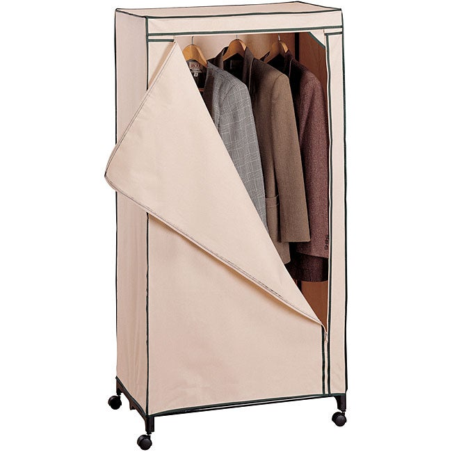Portable Storage Wardrobe