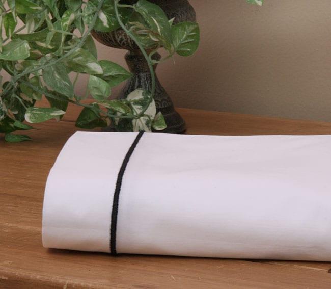 Anichini Italian Made Egyptian Cotton Sheet Set
