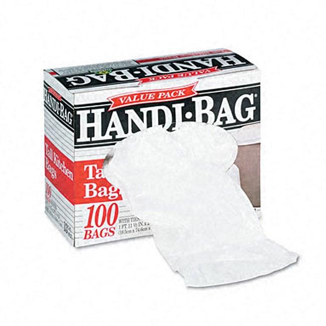 Webster Industries Handi-Bag 13-gallon Garbage Bags (Pack...