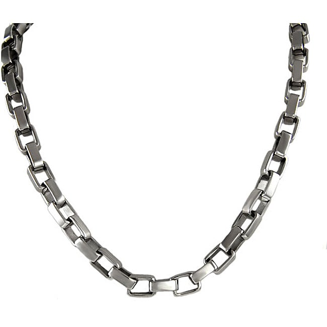 Stainless Steel Square Link Chain