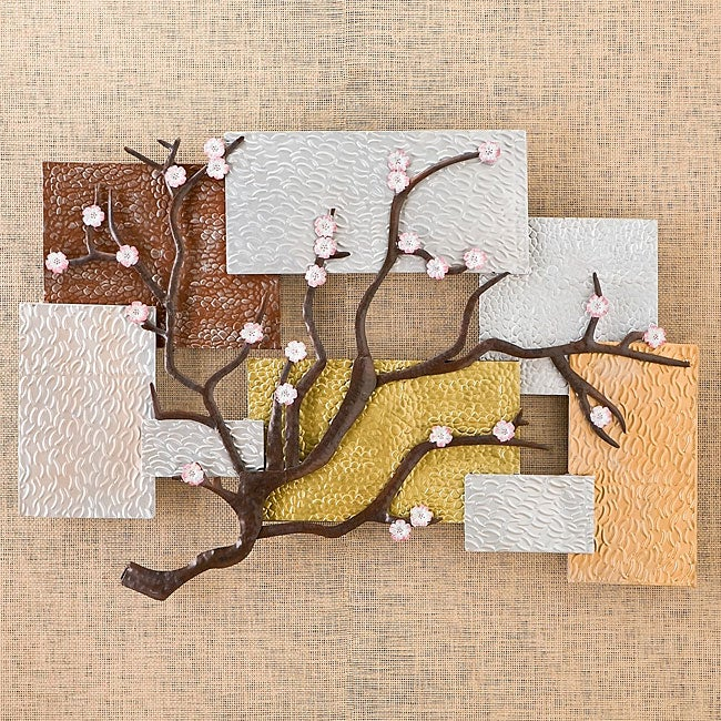 Cherry Blossom Wall Sculpture Free Shipping Today