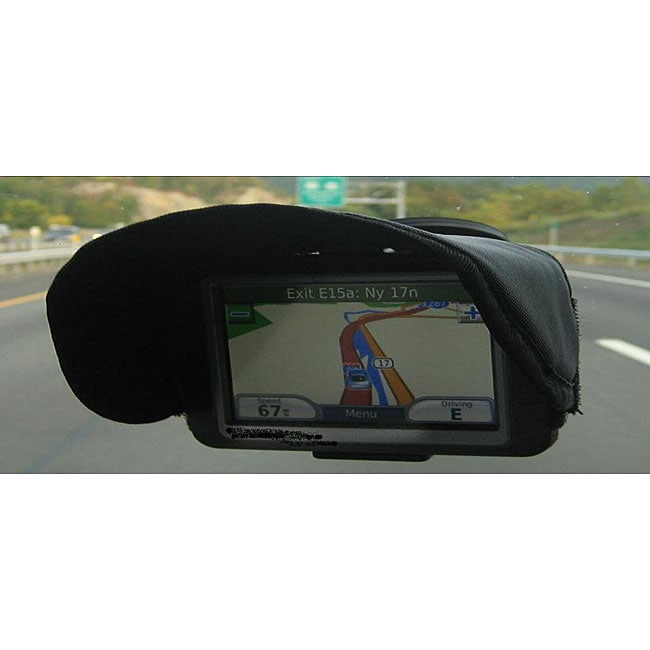 GPS Sun Shade for Large Screen GPS Units