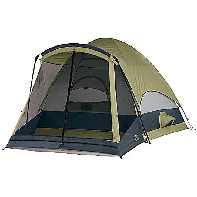 Fern Ridge Pentadome Series Tent With Screen Porch Free