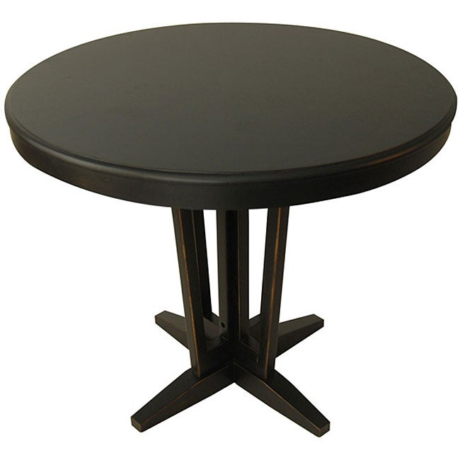 Maddox Espresso Dining Table