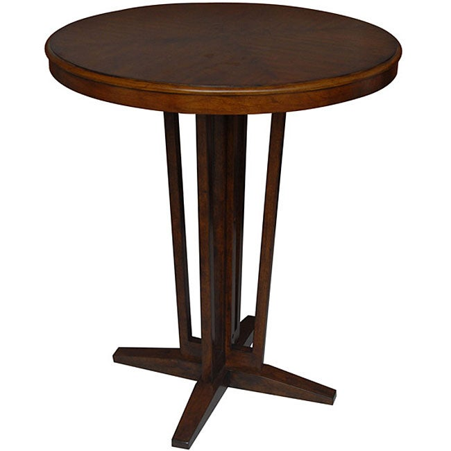 Maddox Cherry Bistro Table