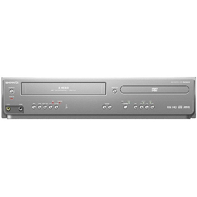 shop magnavox mwd2206 dvd vcr player refurbished free shipping rh overstock com User Training Online User Guide