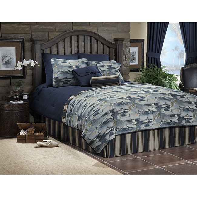 Shop Marlin Queen Comforter Set Free Shipping Today