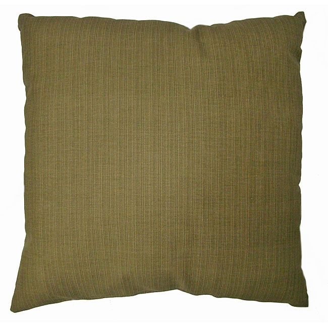 Extra Large Square Floor Pillows : Olive Large Outdoor Floor Pillow - Free Shipping On Orders Over $45 - Overstock.com - 11435895