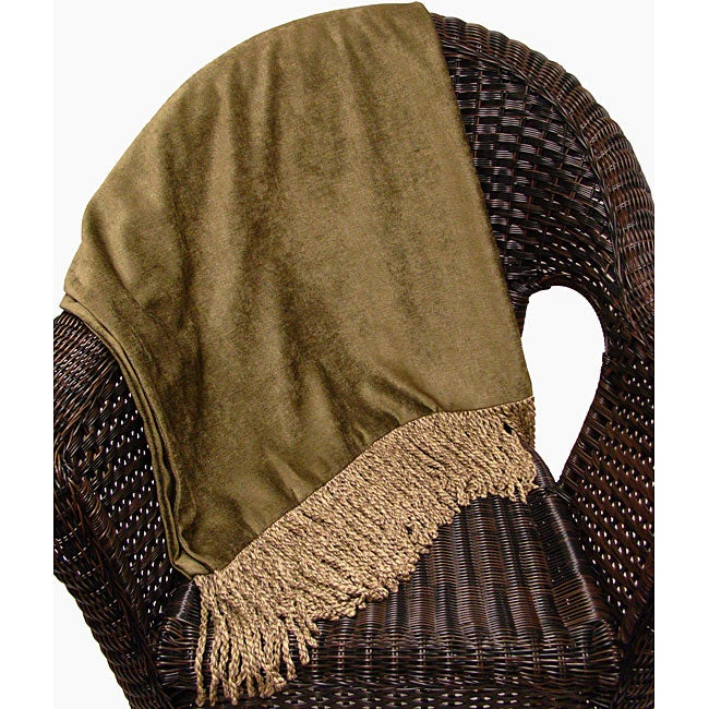 Daron Luxury Decorative Throw