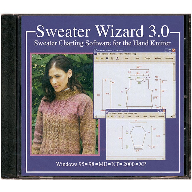 Sweater Wizard 3.0 Sweater Knitting Software