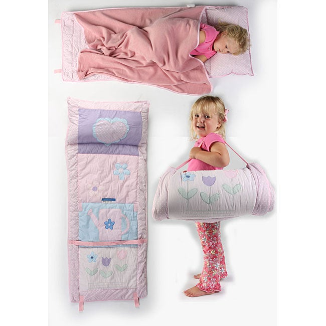 Nap-n-go Garden Girl's Sleep Set