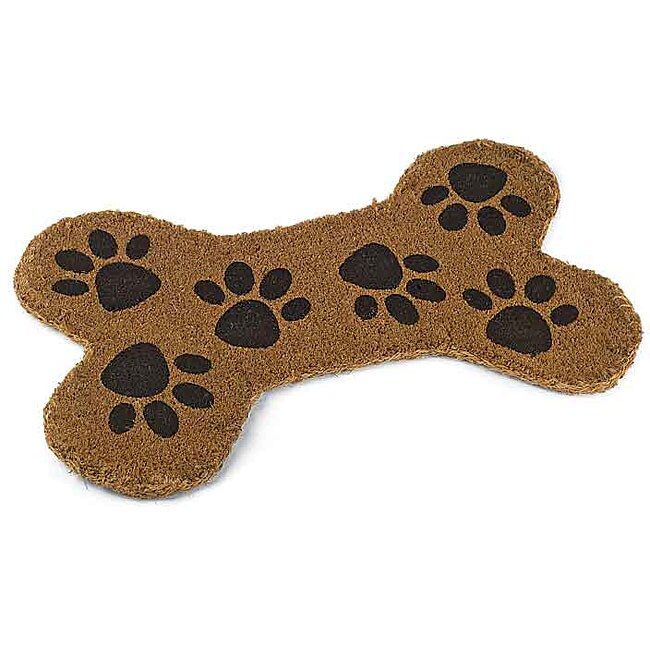 Dog Bone Pet Rug: Dog Bone Rug