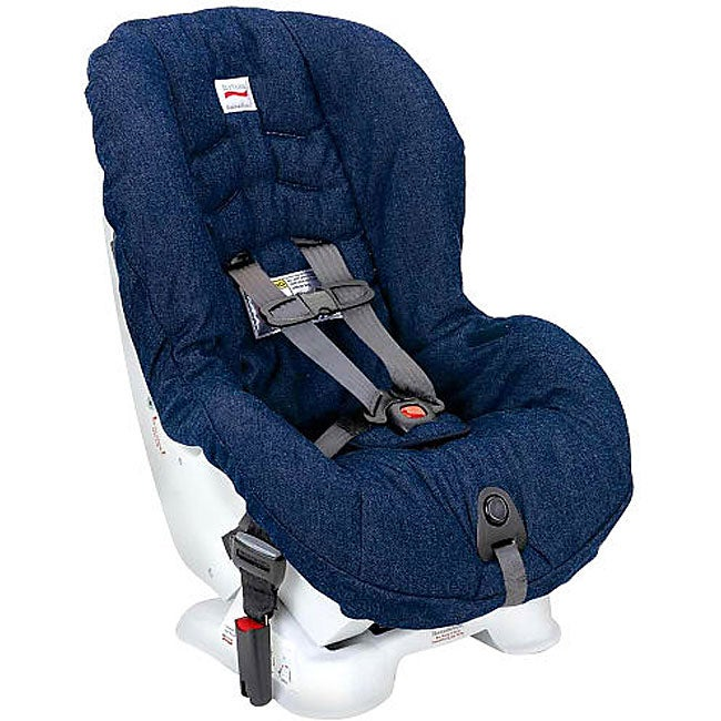 Britax Roundabout Convertible Car Seat In New Denim Free