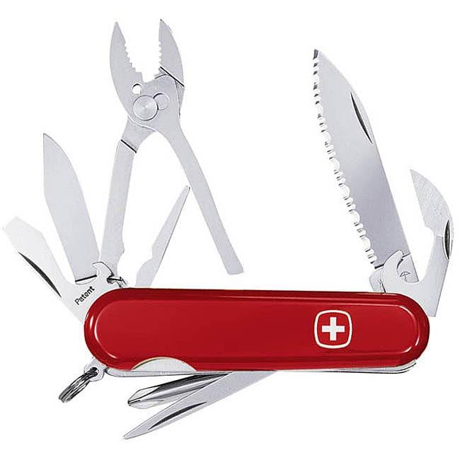 Swiss Army Journeyman 8-tool Pocket Knife