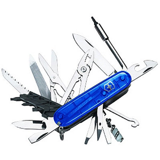 Swiss Army CyberTool 41 Pocket Knife