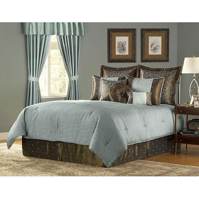Wingate Premier 9-piece Queen Comforter Set