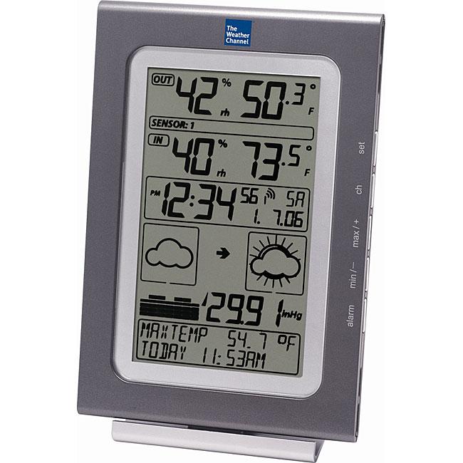 La Crosse Technology WS-9020TWC-IT Wireless Intelligent Forecast Station