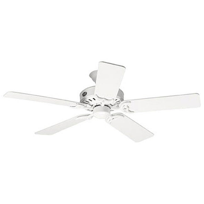 Hunter White 52 Inch Ceiling Fan Refurbished