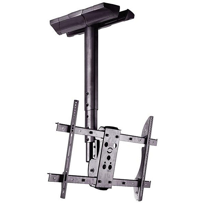 Barkan Telescopic Swivel Tilt Ceiling Tv Mount Free