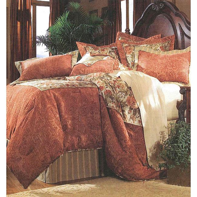 Melrose by DreamFit 10-piece Oversized Comforter Ensemble