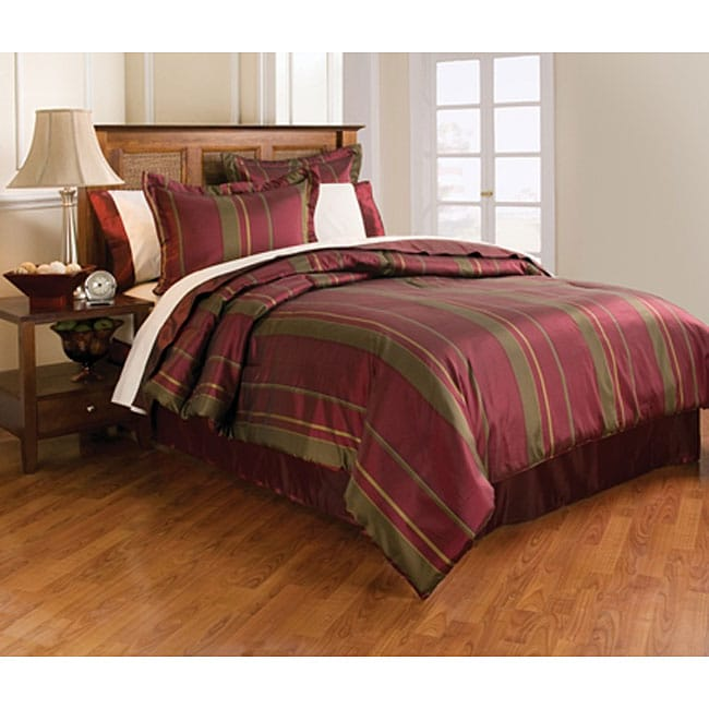 Cordoba Luxury 8-piece Bedding Ensemble
