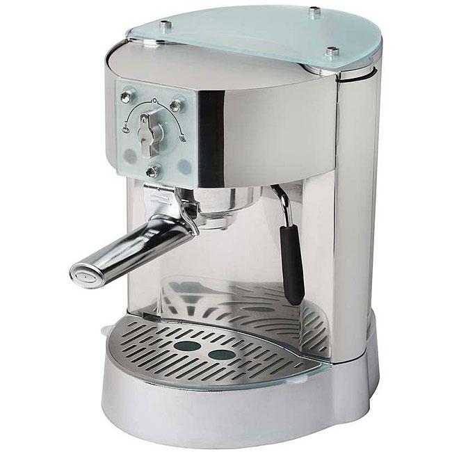 Kalorik EXP-20737 Aqua Line 1250-Watt 15-Bar-Pump Espresso Machine
