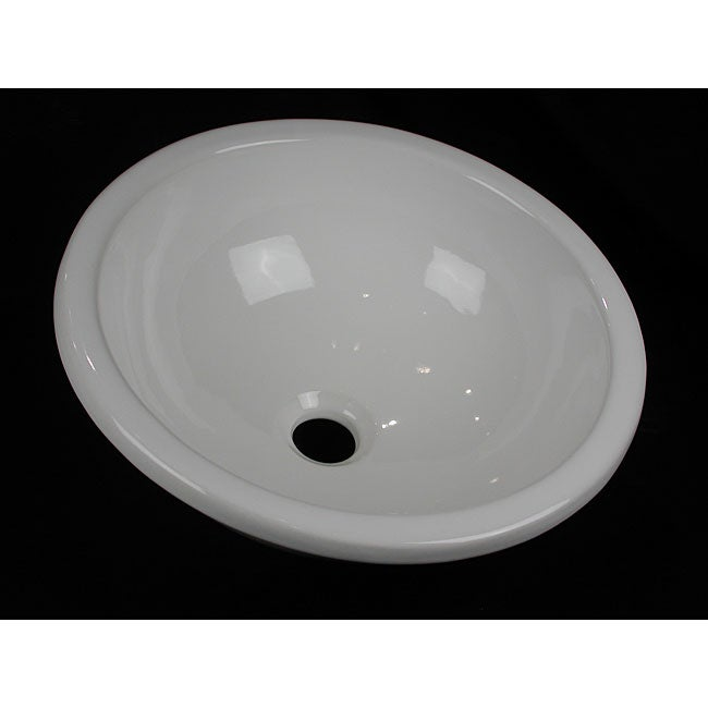 Fireclay White Bathroom Sink Free Shipping Today