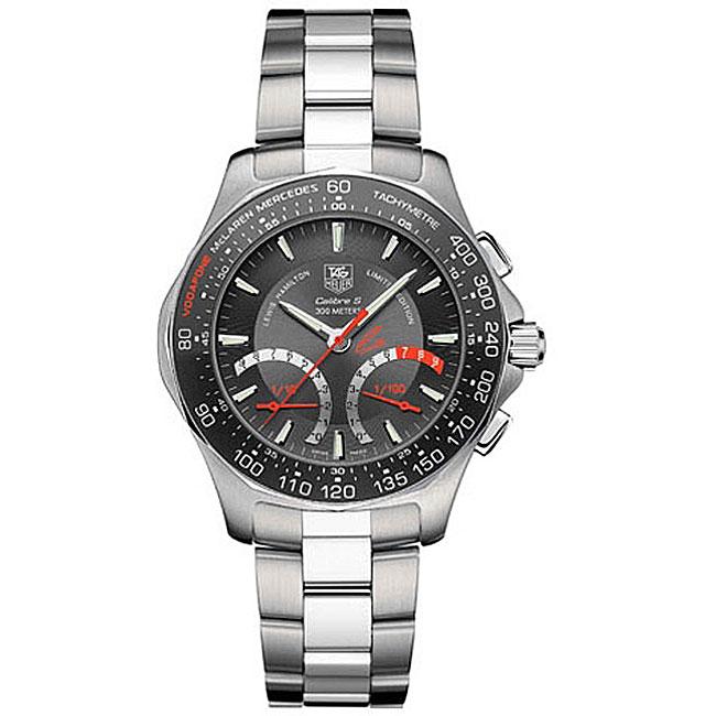 Tag Heuer Aquaracer Lewis Hamilton Men's Watch