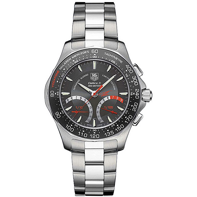 Tag Heuer Aquaracer Fernando Alonso Men's Watch