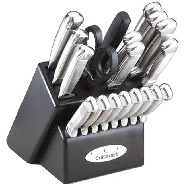 Cuisinart 21 Piece Stainless Steel Cutlery Set Free