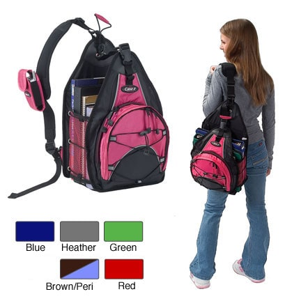 Case It Sling-style Backpack