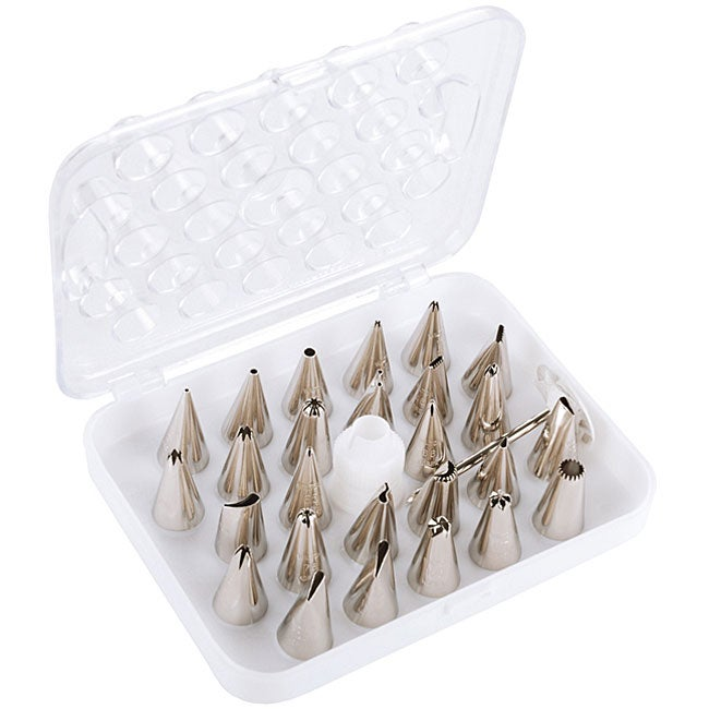 29-piece Deluxe Tip Cake Decoration Set