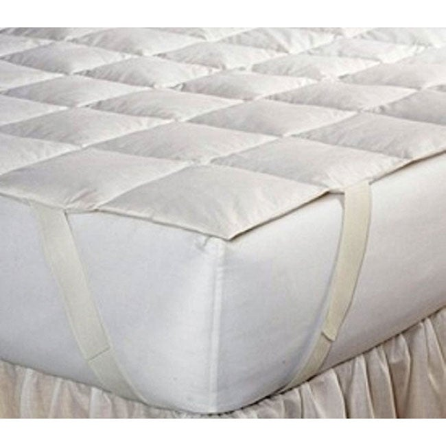 Feather and Down Mattress Topper