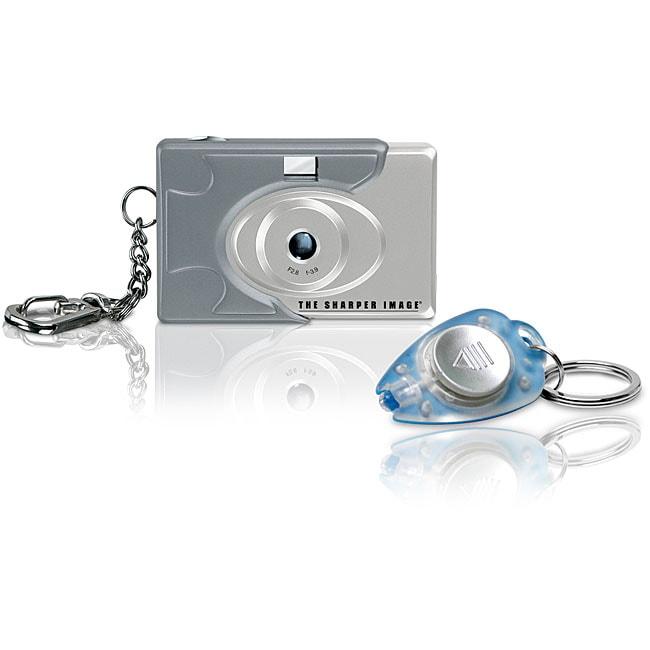 Toys for Tots: The Sharper Image Mini Digital Camera (Case of 6)