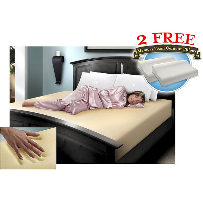 Toys for Tots: Memory Foam 10-inch Full-size Mattress