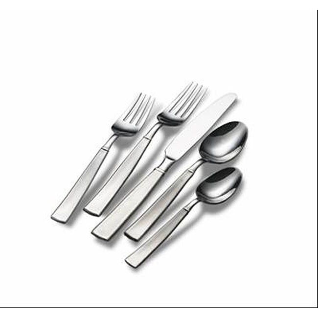 Cuisinart Satin Balance 45-piece Flatware Set