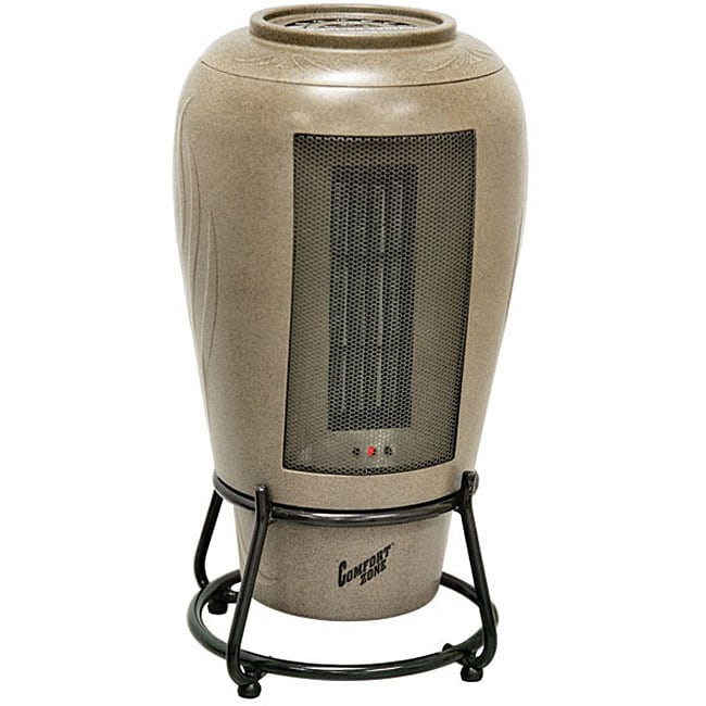 Shop Decorative Ceramic Heater Free Shipping Today Overstock