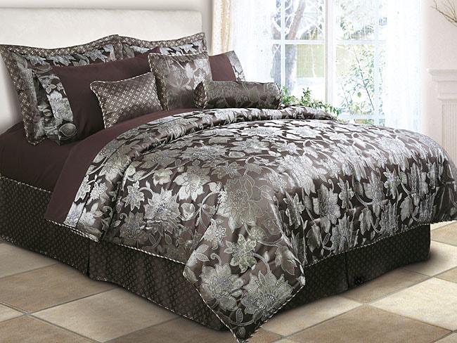 Charleston Luxury 7-piece Comforter Set